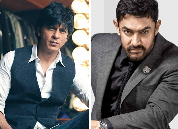 SCOOP Shah Rukh Khan replaces Aamir Khan in the Rakesh Sharma bio-pic