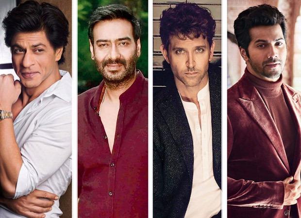 Salman Khan, Aamir Khan, Akshay Kumar, Shah Rukh Khan, Ajay Devgn, Hrithik Roshan - Big six and the young ones set to bring over Rs. 1500 cr for Bollywood in 20181