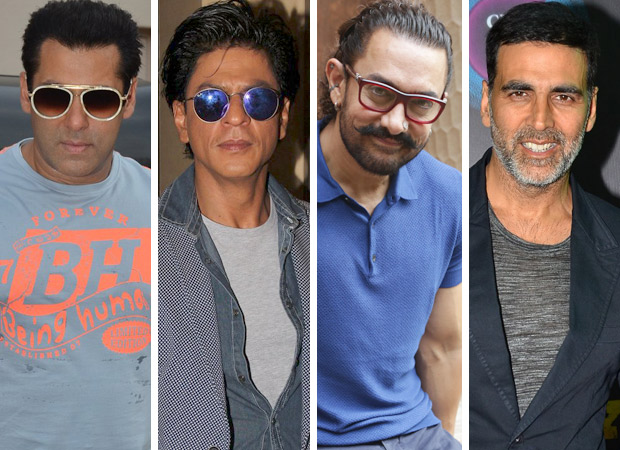 Salman Khan extends his lead over
