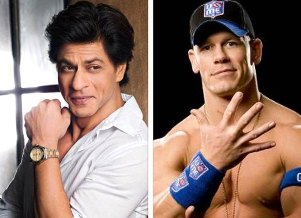 Shah Rukh Khan and John Cena have a sweet Twitter banter and here's why it is attracting attention