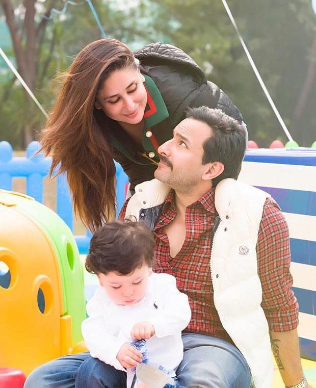 Taimur Ali Khan's birthday Kareena Kapoor Khan, Saif Ali Khan, Karisma Kapoor and others have a blast in Pataudi Palace-1