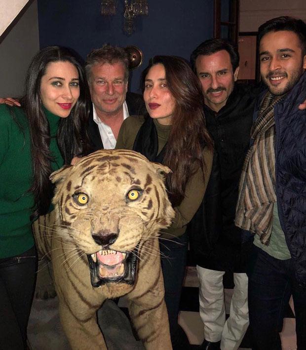 Taimur Ali Khan's birthday Kareena Kapoor Khan, Saif Ali Khan, Karisma Kapoor and others have a blast in Pataudi Palace-2