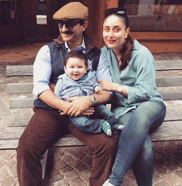Taimur Turns 1 22 Times Taimur Ali Khan's cutest moments stole the limelight from his star parents! (10)
