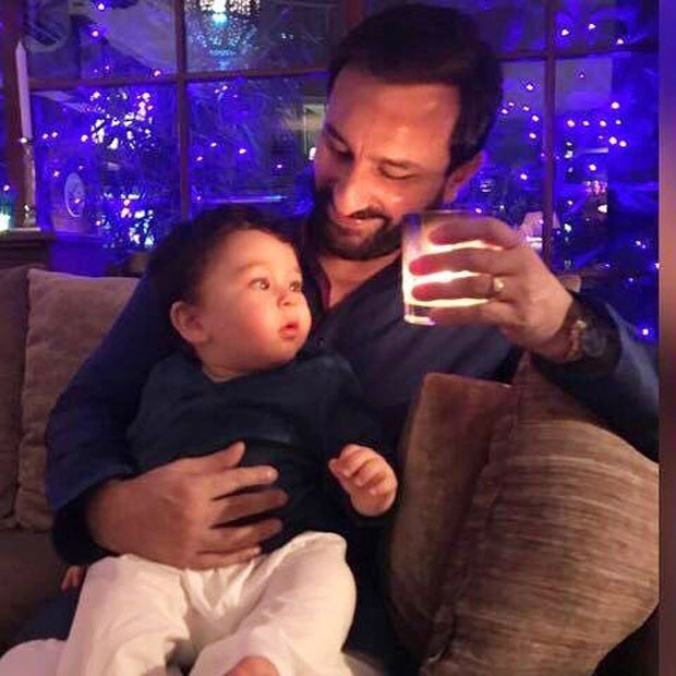 Taimur Turns 1 22 Times Taimur Ali Khan's cutest moments stole the limelight from his star parents! (15)