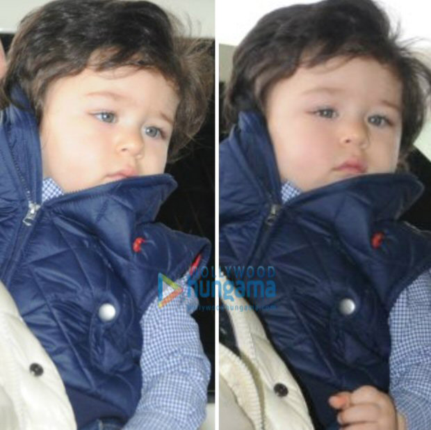 Taimur Turns 1 22 Times Taimur Ali Khan's cutest moments stole the limelight from his star parents! (20)