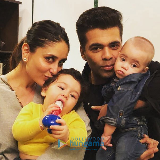 Taimur Turns 1 22 Times Taimur Ali Khan's cutest moments stole the limelight from his star parents! (21)