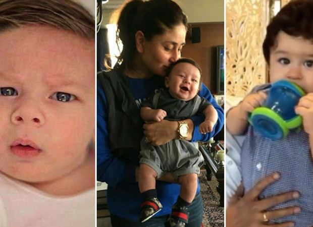 Taimur Turns 1 22 Times Taimur Ali Khan's cutest moments stole the limelight from his star parents!11