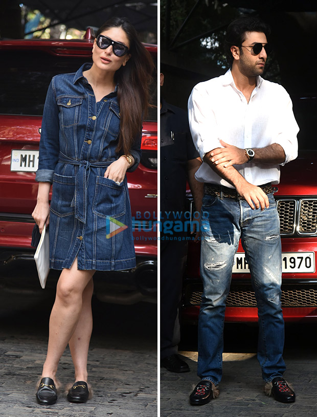 That moment when Kareena Kapoor Khan and Ranbir Kapoor twinned in Gucci and made us go Aww!-3