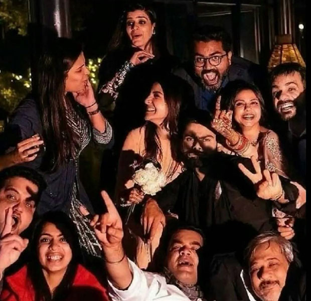 Virat Kohli - Anushka Sharma wedding Check out exciting pictures from post-marriage DJ party-2
