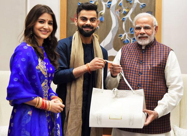 Virat Kohli and Anushka Sharma meet Prime Minister Narendra Modi News