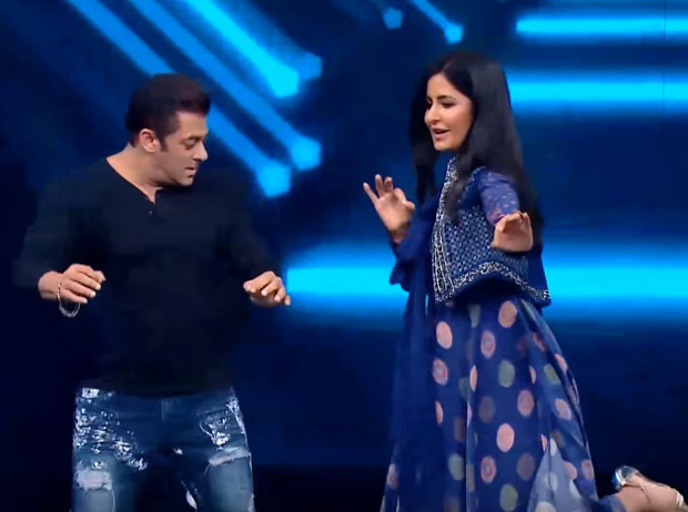 WATCH Salman Khan fails to learn 'Kala Chashma' steps from Katrina Kaif