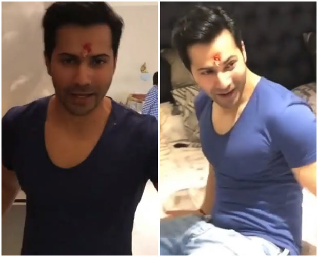 WATCH Varun Dhawan gives a house tour of his sprawling bachelor pad; throws a housewarming party!