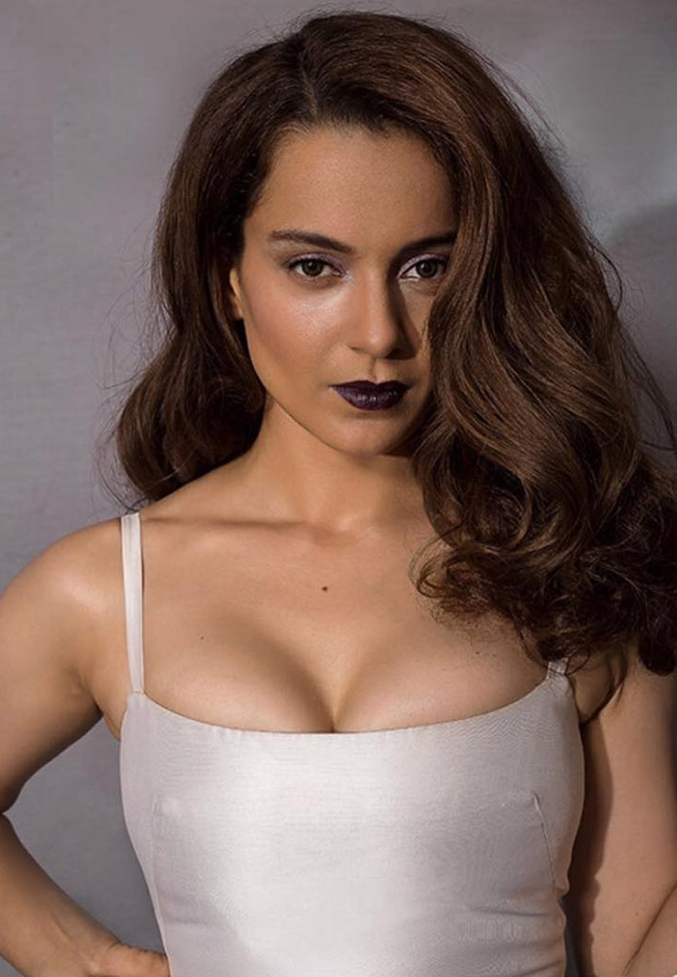 WHOA! Kangana Ranaut's unapologetically smouldering avatar will make your jaws drop! (3)