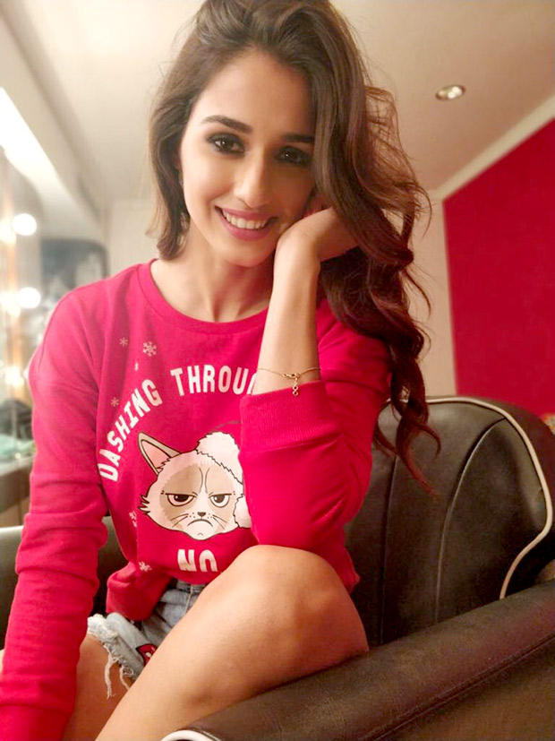 WOW! Disha Patani is all set to party in this new photoshoot