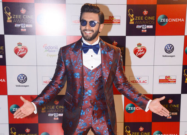 Watch Ranveer Singh grooves to 'Koi Kahe' and 'Ishq Tera Tadpave' at Zee Cine Awards 2018