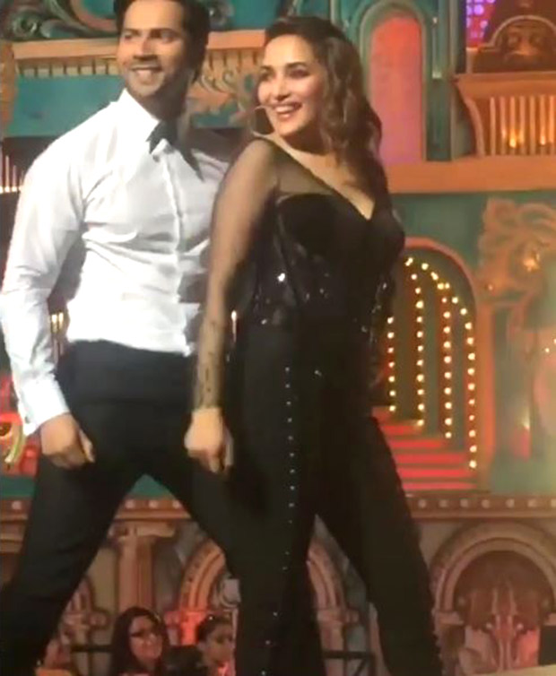 Watch Varun Dhawan and Madhuri Dixit set the stage ablaze at Star Screen Awards