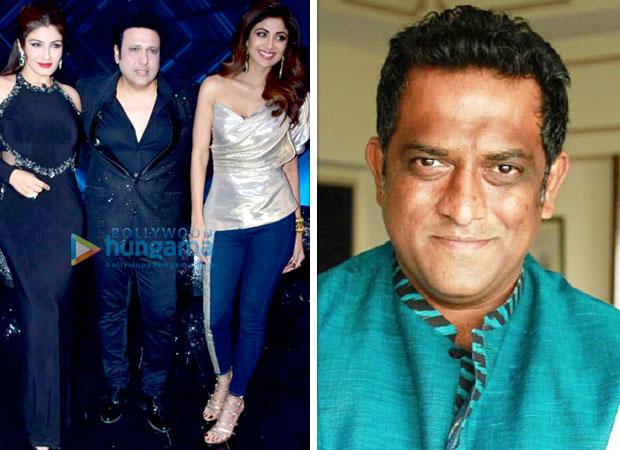 When Raveena Tandon - Shilpa Shetty, Govinda - Anurag Basu met on the sets of Super Dancer 2 features