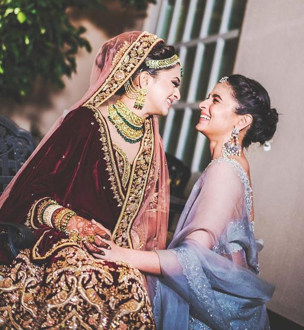 Inside Photos Alia Bhatt Looked Resplendent At Her Best Friend