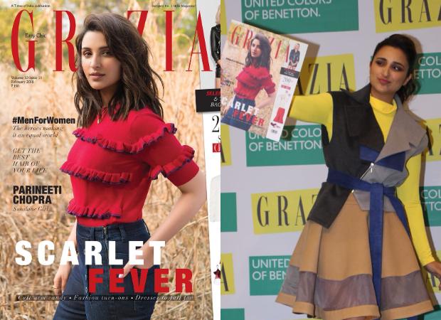 Parineeti Chopra for Grazia