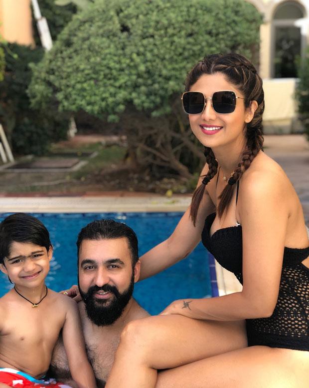 Shilpa Shetty kicks off a fun New Year celebration with a family trip-1