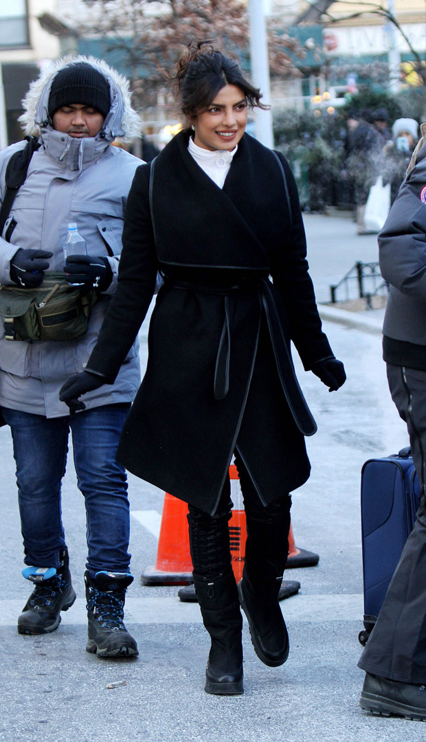 WATCH Priyanka Chopra is back in chilly NYC shooting for Quantico (2)