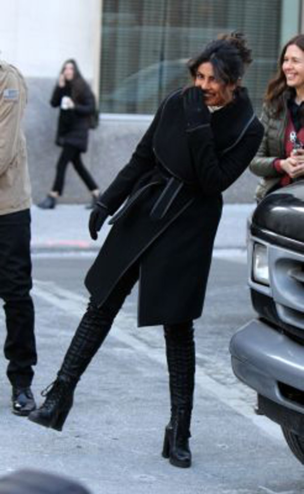 WATCH Priyanka Chopra is back in chilly NYC shooting for Quantico (3)
