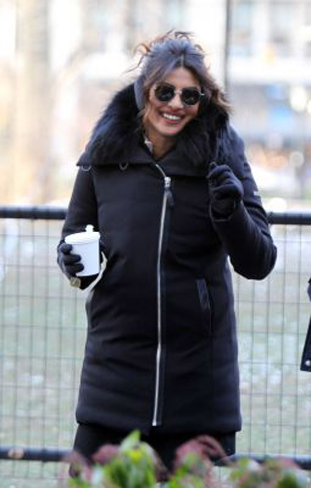 WATCH Priyanka Chopra is back in chilly NYC shooting for Quantico (4)