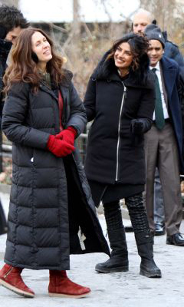 WATCH Priyanka Chopra is back in chilly NYC shooting for Quantico (5)