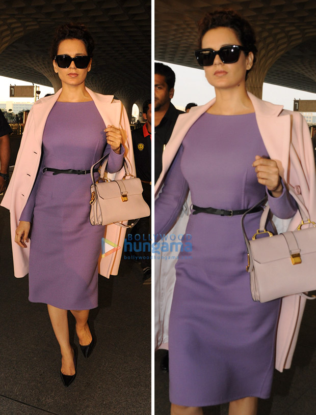 Weekly airport style Alia Bhatt, Ranbir Kapoor, Kanganamake a case for the monochromes!