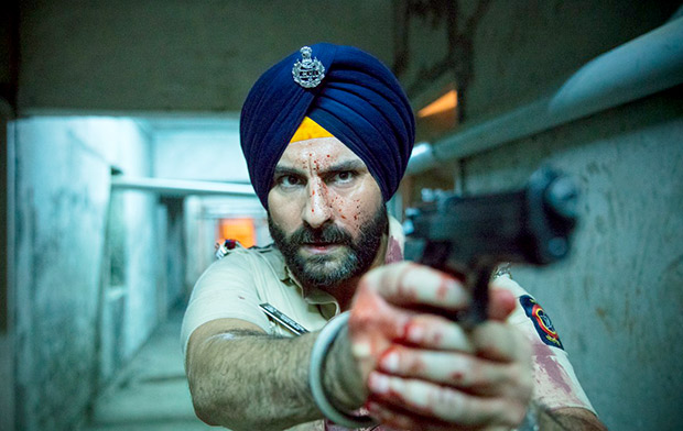 Sacred Games: Saif Ali Khan, Radhika Apte and Nawazuddin Siddiqui look intriguing in the first pictures