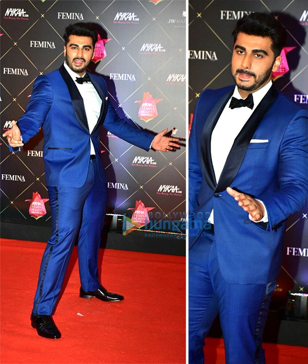 at Nykaa.com Femina Beauty Awards 2018