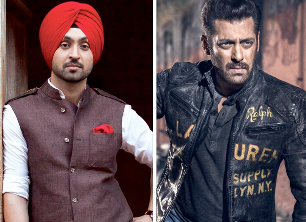 Diljit Dosanjh reveals Salman Khan is a part of Welcome To New York