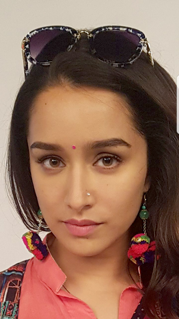 FIRST LOOK: Meet 'Nauti' aka Shraddha Kapoor from Batti Gul Meter Chalu
