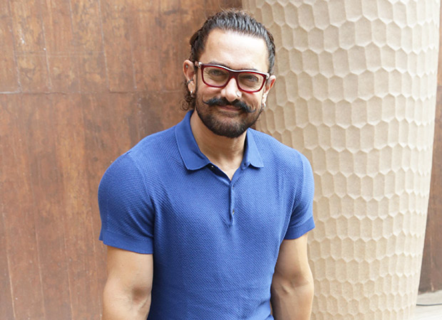 Here's how Aamir Khan celebrated his Valentine's Day