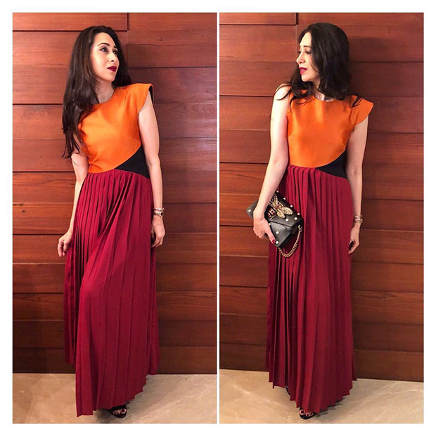 Weekly Best Dressed: Karisma Kapoor in a Bhibhu Mohapatra dress