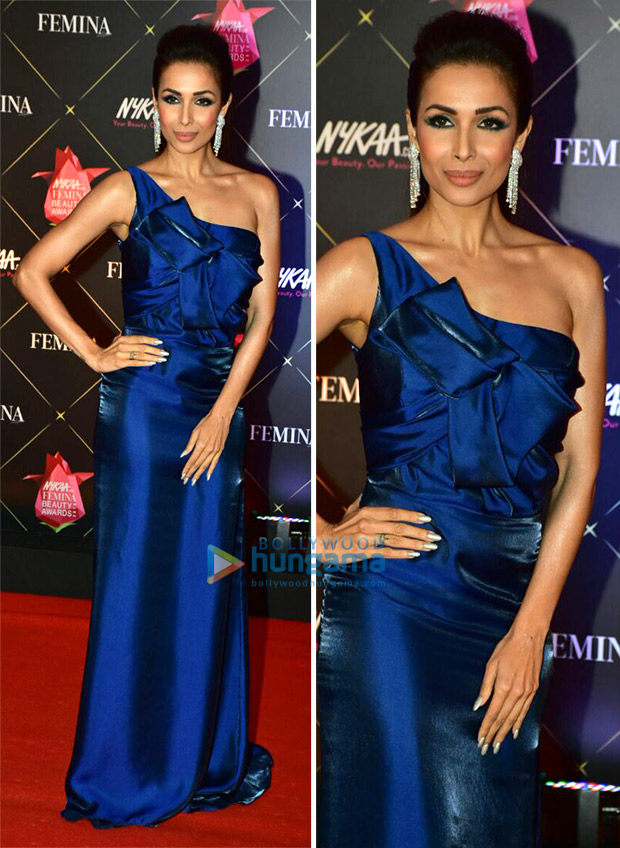 Malaika Arora at Nykaa.com Femina Beauty Awards 2018