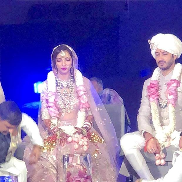 Mohit Marwah Antara Motiwala wedding