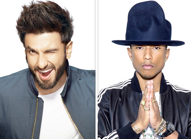 Ranveer Singh to host a massive Holi party for Pharrell Williams!