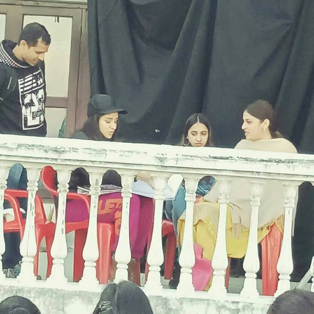 ON THE SET: After Shahid Kapoor, Shraddha Kapoor begins shooting for Batti Gul Meter Chalu