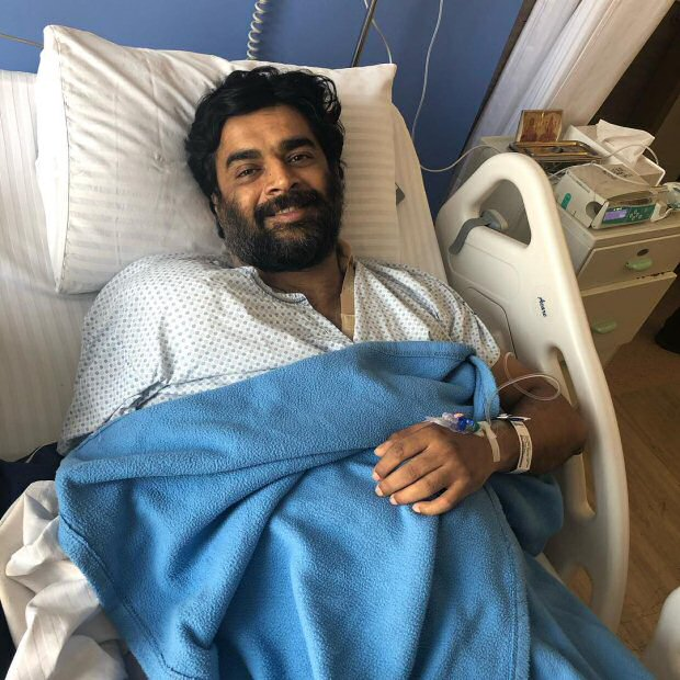 R Madhavan undergoes surgery