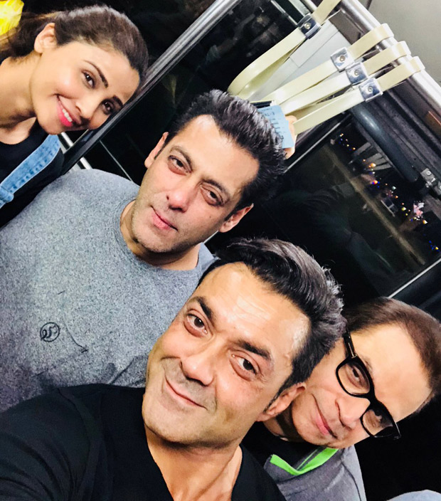 Salman Khan heads to Bangkok with Bobby Deol, Daisy Shah for Race 3 shoot