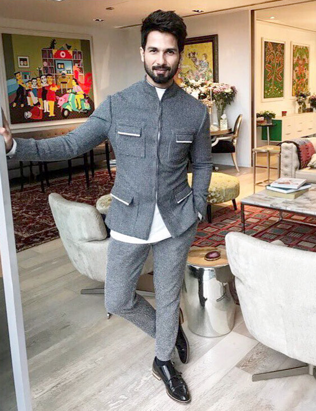 Shahid Kapoor birthday special: In Shantanu & Nikhil separates for Padmaavat screnning in Singapore
