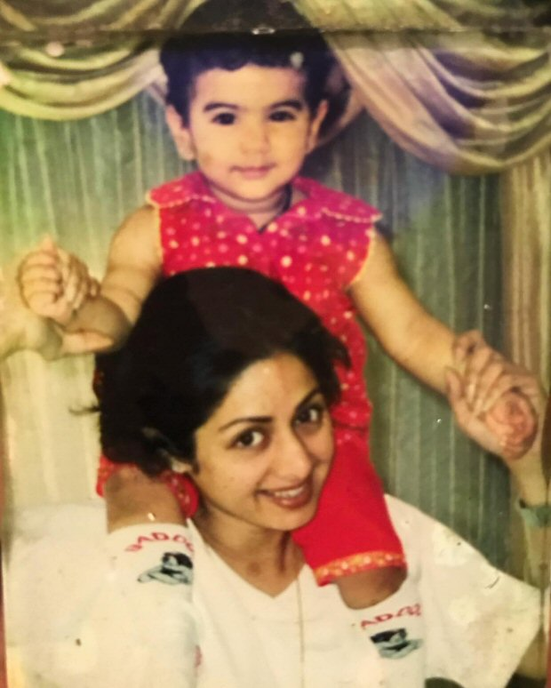 These 10 pics showcase the picture perfect moments of mom Sridevi with her daughters Janhvi Kapoor and Khushi Kapoor