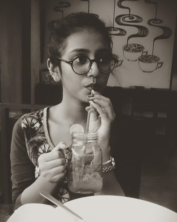 Valentine's Day crush Priya Varrier is a goofy GEEK in real life, these pics are a proof