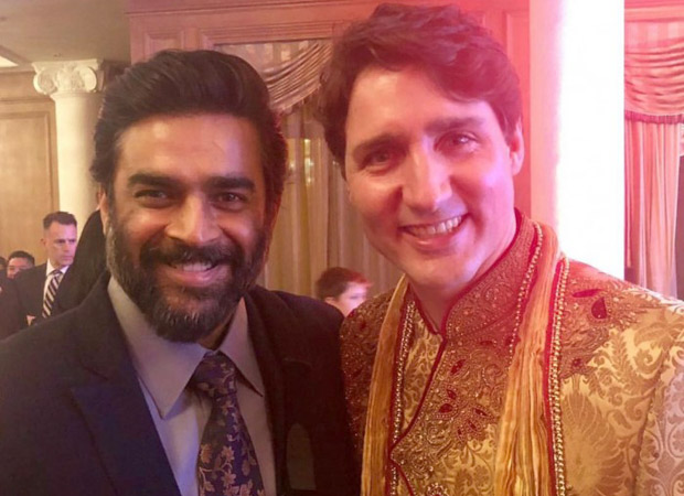 """""""The Canadian PM does the most awesome bhangra"""" – R. Madhavan"""