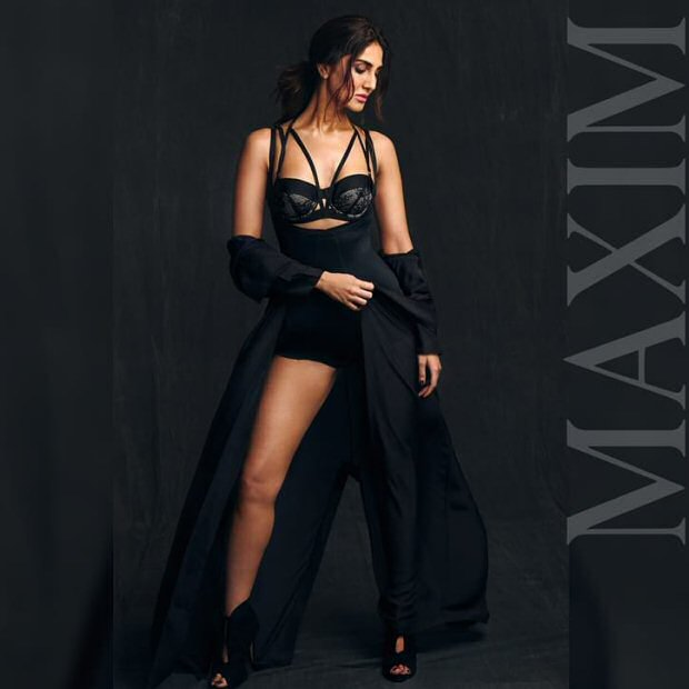 HOT! Vaani Kapoor adds oomphs with her sultry Maxim photoshoot