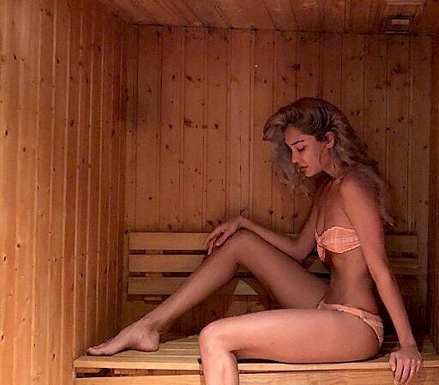 HOTNESS: Lisa Haydon's bikini pictures are breaking the Internet