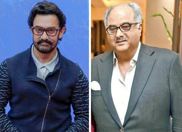 Here's why Aamir Khan's phone call from LA made Boney Kapoor weep like a child