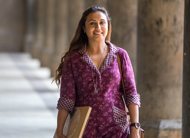 Box Office: Hichki enjoys a good first week; collects approx. Rs. 25 cr.
