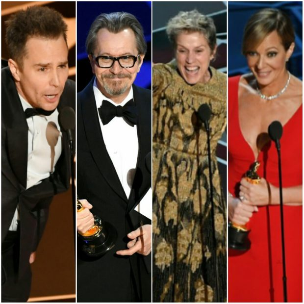 Oscars 2018 Winners: Shape Of Water wins Best Picture, Gary Oldman and Frances McDormand win Best Actor and Best Actress